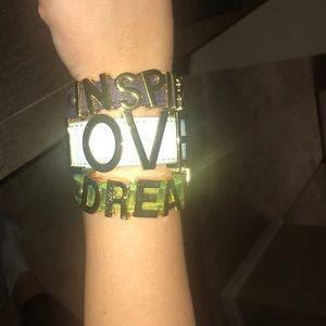 Bcbg bracelets